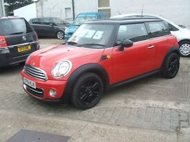 MINI HATCH COOPER (red) 2011