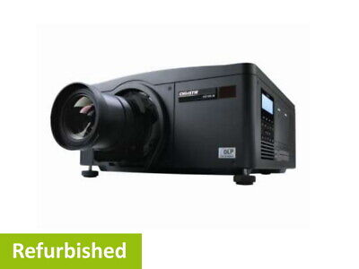 Christie Mirage HD14 Projector, 12.000 ANSI, 1.920x1.080, 2.500:1, 3-Chip-DLP