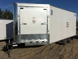 2017 RoyalCargo XRARSMT35-820-78 Enclosed Snowmobile Trailer