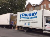 MAN & VAN & HOUSE REMOVALS-RUBBISH & HOUSE CLEARANCE-JUNK REMOVAL-DELIVERY-BUILDERS WASTE