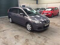 2009 Mazda 5 ts 7 seater 1.8cc low miles guaranteed cheapest in country