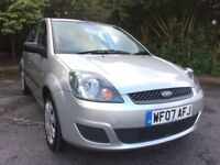 FORD FIESTA STYLE 16V (silver) 2007