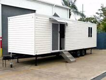 New mobile homes,1 or 2 bedroom towable granny flat, relocatable Biggera Waters Gold Coast City Preview
