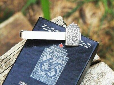 Zippo Lighter - 65th Anniversary Tie Bar - Limited Edition -