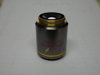 1pcs Used Good Olympus Objective Mplan Apo 1.25x0.04 - Eqa