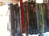 DVD's,TV seasons, and Blu-Rays for sale