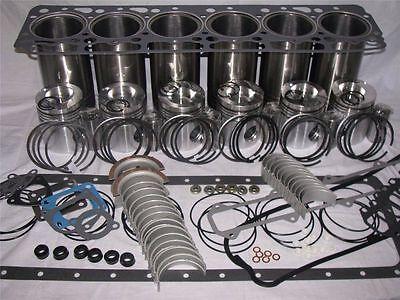 Aftermarket Inframe Rebuilt Kit To Fit Isl Cummins 8.9l Engines Natural Gas