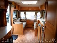 (Ref: 797) Compass Omega 544 4 FB Berth **Motor Mover And Storage Awning Included**