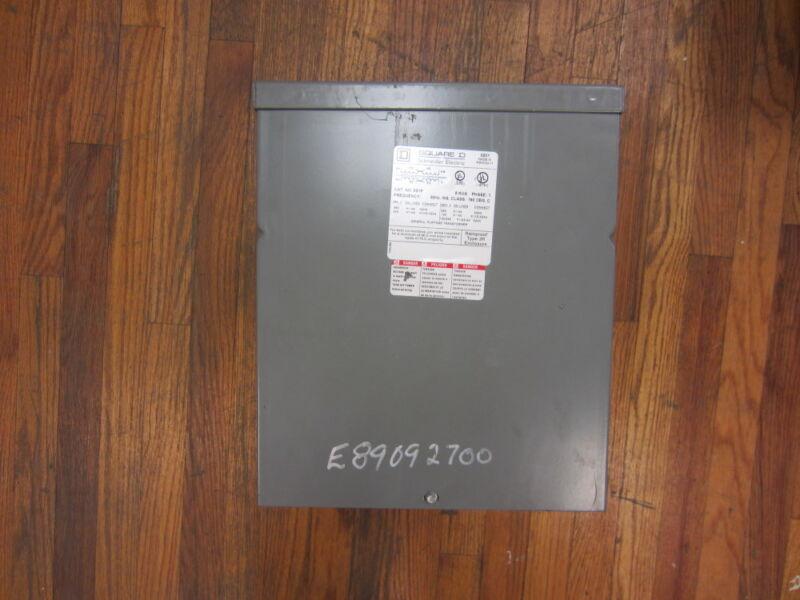Square D 5S1F Transformer Dry