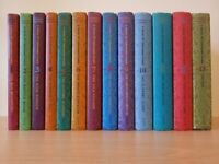 Lemony Snicket A SERIES OF UNFORTUNATE EVENTS Complete Used Book Set