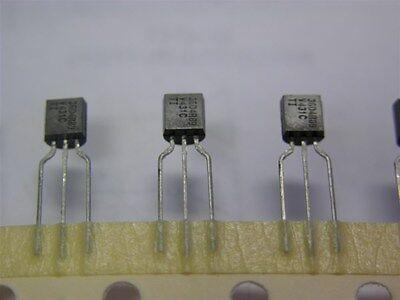 10 Texas Instruments Tlv431clpr Low Voltage Adjustable Precision Shunt Regulator
