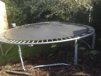 Plum Trampoline 13ft