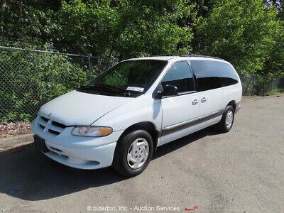 1999 Dodge Grand Caravan  Dodge Grand Caravan 7-Passenger Utility Cargo Van 3.8L V6 Automatic A/C bidadoo