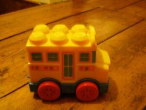 Mega Blocks School Bus