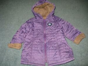 Little Girls Fall/Spring/Summer Coats size 4/5