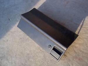 Mercedes W201 Glove Box Lid with Lock, part 201 689 0087 S
