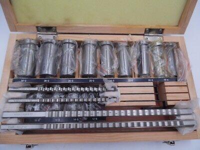 22pcs Hss Keyway Broach Set Tool Bushing Shim Set Metric System 12-30 Tool Knife