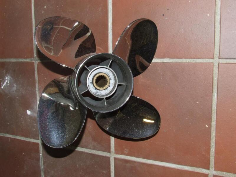 4 blade bass propellers - huge price reduction -  specials