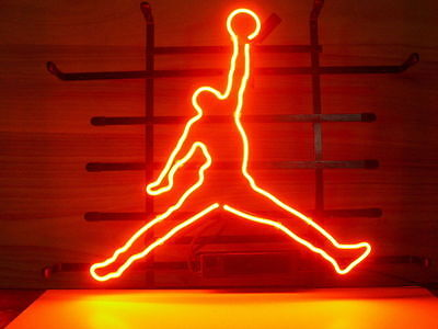 Sports Neon Signs - New Basketball Sports NBA Logo Beer Neon Sign 18