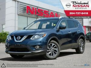 2016 Nissan Rogue SL Local!  ONE Owner! Leather! Sunroof!