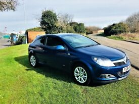 VAUXHALL ASTRA 1.6 SRI Coupe, 1 Owner From New, Full Main Dealer Service History (blue) 2012