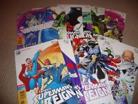 THE SUPERMAN- ISSUES 1- 12 (OF 12)