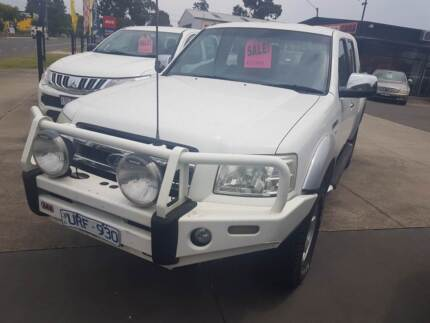 2007 Ford Ranger XLT Manual 4x4 Turbo Diesel D/Cab Warragul Baw Baw Area Preview