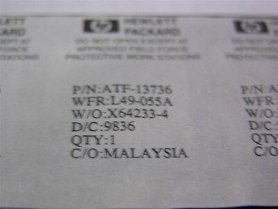 1 Hewlett Packard Atf-13736 2-16ghz Low Noise Gaas Fet