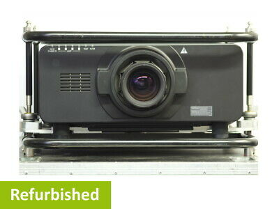 Panasonic PT-DS20K1 Projector, 20.000 ANSI, 1400x1050 SXGA+, 10000:1, 3-Chip-DLP