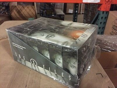 The X Files Premiere Edititon 12-count Starter Deck Box For Card Game TCG CCG