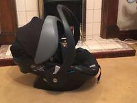 Besafe Izi go infant carrier car seat