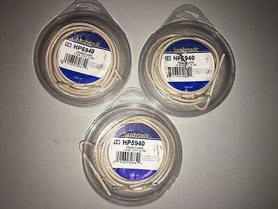 Standard Hp5940 12 Gauge 12 3.7m Handypack White Primary Wire