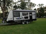 2017 NEW  KOKODA 2 UP XL, FULL ENSUITE, SOLAR, WASHING MACHINE Melrose Park Mitcham Area Preview