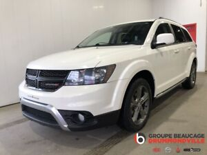 2015 Dodge Journey Crossroad TOIT- CUIR