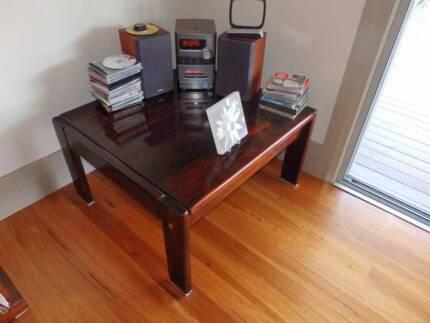 Coffee Table (Post & Rail )