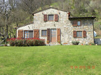 Italy Holiday let, Beautiful Detached Villa, Tuscany from £395 to 550pw April-Sept'