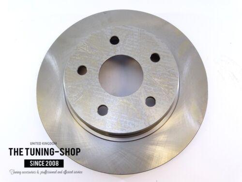Brake Disc Rotor Front 53005 AS TEC For CHRYSLER ASPEN DODGE DURANGO RAM 1500