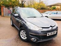 CITROEN C-CROSSER WITH FULL MAIN DEALER HISTORY NATIONWIDE DELIVERY 3195