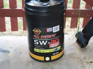 Penrite Full Synthetic Engine Oil - 5W-30, 20 Litre Como South Perth Area Preview