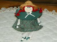 Hand Made Anne of Green Gables