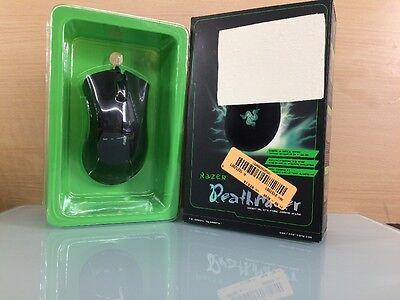 USB Gaming Mouse, Razer DeathAdder 6400 DPI. (RZ01-00840) (J3)