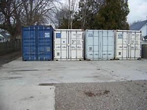 $50.00Rental Container Storage Units  8 X 10 and 8 X 20