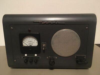 Vintage Motorola Dc Radio Remote Control Unit