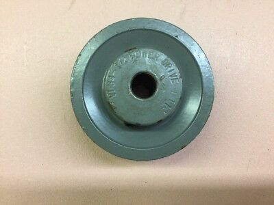 Variable Pitch Sheave Pulley Vl34 12 Bore