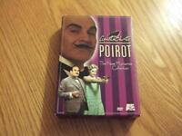 DVD Agatha Christie POIROT - the new mysteries collection