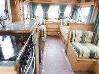 (Ref: 746) Elddis Odyssey 524 4 Berth BIG SAVE £££'s Off!