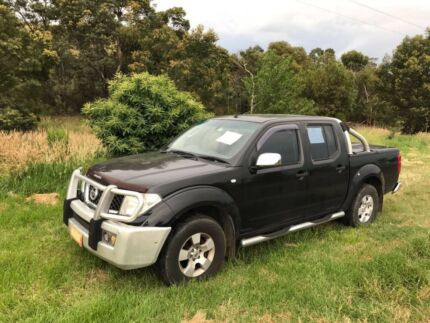 Wanted: One owner  - Nissan Navara VCG