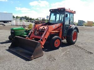 Kubota L48 Tractor Loader at Auction