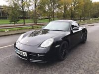 PORSCHE CAYMAN 3.4 S SPORT LIMITED EDITION LEATHER SAT NAV