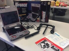 MUST SELL ASAP -NES UForce controller – RARE Vintage Boxed Nintendo Controller